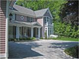 Courtyard Driveway House Plans Winchester Driveway and Courtyard Traditional Entry