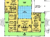 Courtyard Home Floor Plan Best 25 Courtyard House Plans Ideas On Pinterest House
