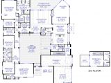 Courtyard Homes Plans Luxury Modern Courtyard House Plan 61custom