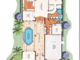 Courtyard Pool Home Plans Courtyard Floor Plan Bonita Springs