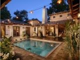 Courtyard Pool Home Plans Courtyard Pool Home Design Ideas Pictures Remodel and Decor