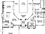 Courtyard Pool Home Plans Plan 72108da Wrap Around Central Courtyard with Large
