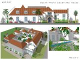 Courtyard Style Home Plans Spanish Style House Plans with Courtyard Spanish Courtyard