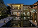 Courtyard Style Home Plans Timeless Contemporary House In India with Courtyard Zen
