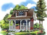 Cozy Cottage Home Plans Cozy Guest Cottage or Retreat 11537kn Architectural