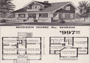 Craftsman Bungalow House Plans 1930s 1930s Sears Bungalow 2 Bedroom Sears Craftsman Bungalow