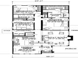 Craftsman Home Plans for Narrow Lots Craftsman House Floor Plans Narrow Lot Craftsman House