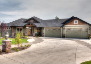 Craftsman Home Plans with Angled Garage Angled Garage Craftsman Seattle by Spokane House