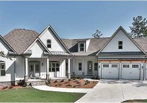 Craftsman Home Plans with Angled Garage Plan 36055dk Split Bed Craftsman with Angled Garage