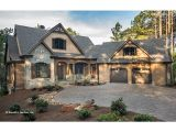 Craftsman Home Plans with Basement Craftsman Style Ranch with Walkout Basement Hwbdo77120
