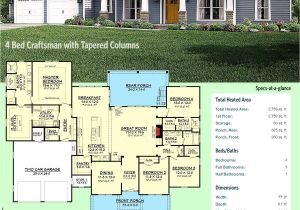 Craftsman Home Plans with Inlaw Suite Craftsman Style Home Plans with Inlaw Suite Beautiful Plan