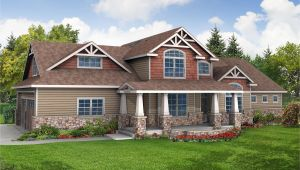 Craftsman Home Plans with Pictures Craftsman House Plans Tillamook 30 519 associated Designs