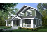 Craftsman Home Plans with Porch Craftsman Bungalow House Two Story Craftsman House Plan