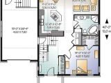 Craftsman House Plans with Open Floor Concept House Plan W3271 Detail From Drummondhouseplans Com