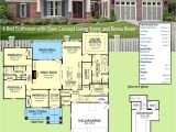 Craftsman House Plans with Open Floor Concept Plan 51750hz 4 Bed Craftsman with Open Concept Living