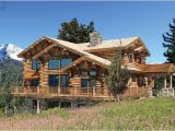 Craftsman Log Home Plans Craftsman Style Log Home Plans Home Design and Style