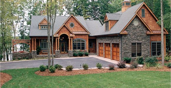 Craftsman Style Home Floor Plans Craftsman House Plans Lake Homes View Plans Lake House