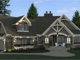 Craftsman Style Home Plan Craftsman Style House Plan 3 Beds 3 Baths 2177 Sq Ft