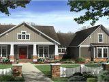 Craftsman Style Home Plan Modern Craftsman House Plans Craftsman House Plan