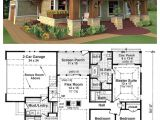 Craftsman Style Homes Floor Plans Bungalow House Plans On Pinterest Bungalow Floor Plans