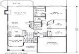 Craftsman Style Homes Open Floor Plans Craftsman Open Floor Plans Craftsman Bungalow Floor Plans