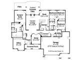 Craftsman Style Homes Open Floor Plans Open Floor Plans Craftsman Style Craftsman House Floor