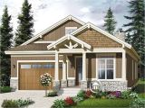 Craftsman Style House Plans for Narrow Lots Narrow Lot Craftsman Style Home Plans