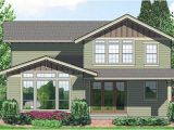 Craftsman Style House Plans for Narrow Lots Plan W6991am northwest Narrow Lot Craftsman House Plans