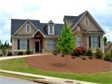 Craftsman Style Ranch Home Plans Craftsman Style Home Plans