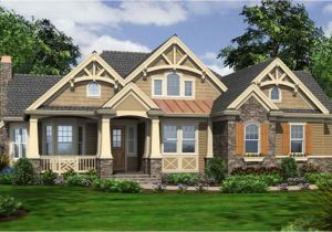Craftsmen House Plans One Story Craftsman Style House Plans Craftsman Bungalow