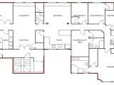 Create Free Floor Plans for Homes Create Simple Floor Plan Simple House Drawing Plan Basic