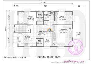 Create Home Floor Plans Maharashtra House Design with Plan Kerala Home Design
