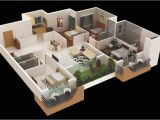 Creative Home Plans 4 Bedroom Apartment House Plans
