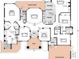 Creative Homes Floor Plans Curves Enhance Creative Contemporary 6308hd