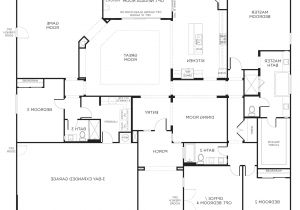 Cretin Homes Floor Plans Cretin Homes Evangeline Floor Plan