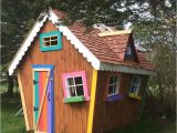 Crooked House Playhouse Plans Crooked Playhouse Plans