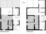 Cube House Design Layout Plan Black Cube House Kameleonlab Archdaily