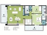 Cube House Design Layout Plan Modern Cube House Floor Plans