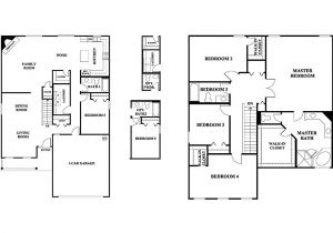 Cuney Homes Floor Plan 2 Story House Plans without Garage Escortsea