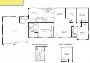 Cuney Homes Floor Plan Mobile Homes Open Floor Plans