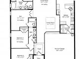 Cuney Homes Floor Plan Single Family House Floor Plans Architectural Designs