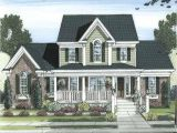 Custom Country Home Plans Traditionally Styled Country Custom Home with 2 353 Square