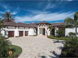 Custom Estate Home Plans Custom Estate Home with Elegant Design Features In Naples