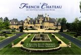 Custom Estate Home Plans Stephen Fuller Designs Palatial French Estate