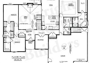 Custom Floor Plans for New Homes New Custom House Plans Home Design
