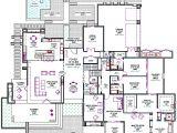 Custom Home Design Plans Custom House Plans southwest Contemporary Custom Home