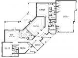 Custom Home Floor Plan Floor Plans Desert Home Drafting