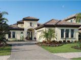 Custom Home Plans Florida Florida Luxury Custom Home Design Plan Bardmoor 1172