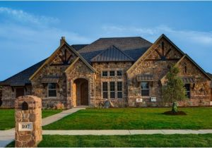 Custom Home Plans with Photos Bailee Custom Homes Rustic Exterior Dallas by Q