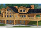Custom Log Home Floor Plans Two Story Log Cabin House Plans Custom Log Cabins Country